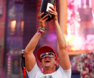 djs, electronica, and Tomorrowland image