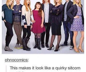 coven, tv, and sitcom image