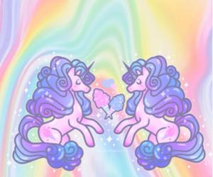 beautiful, grunge, and unicorns image