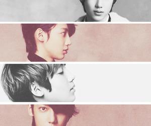 kwangmin, youngmin, and jo twins image