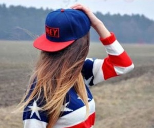 girl, obey, and usa image