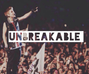 justin bieber, unbreakable, and beliebers image