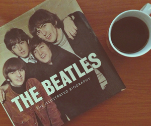 coffee and the beatles image
