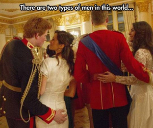 funny, prince william, and pippa image