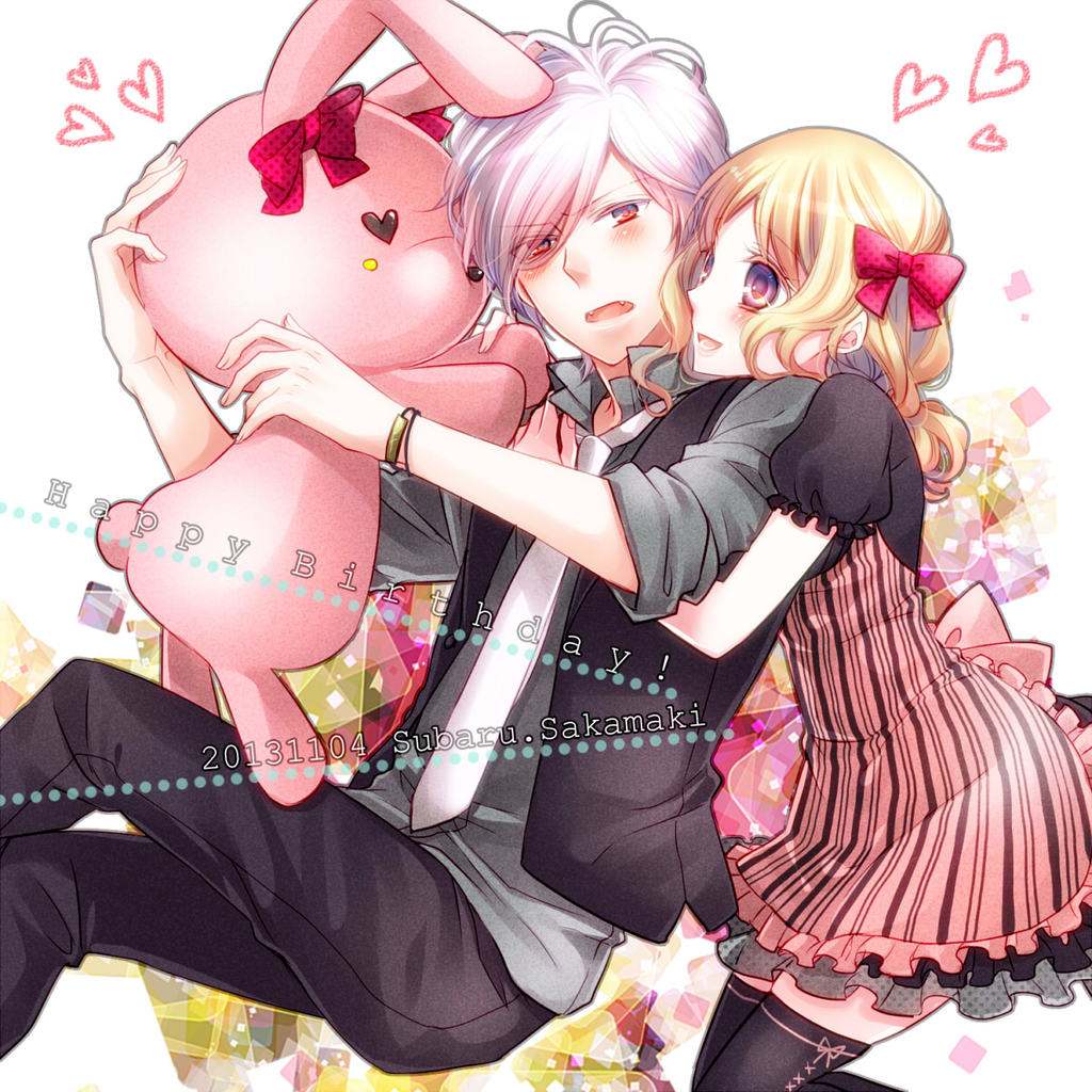 53 images about Diabolik Lovers on We Heart It   See more