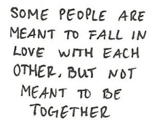 fall in love and quotes image