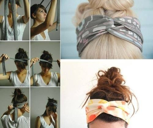 do it yourself, how to do it, and hair image