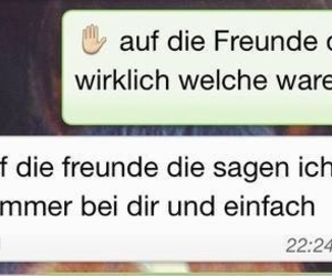 alone, hate, and falsche freunde image
