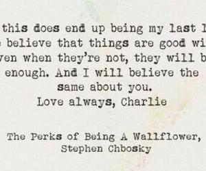 book, charlie, and stephen chbosky image