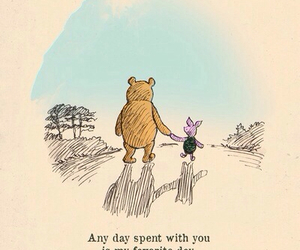 quotes, winnie the pooh, and piglet image