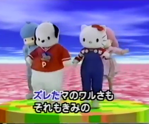 kity, sanrio, and ハローキティ image