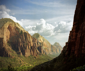 canyon, national park, and nature image