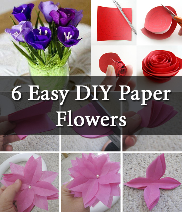 Enchanting simple paper flowers tutorial ornament ball gown making paper flowers easy images flower decoration ideas mightylinksfo