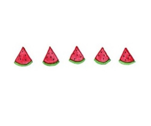 overlay and watermelon image