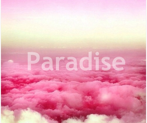 Dream, pink, and paradise image