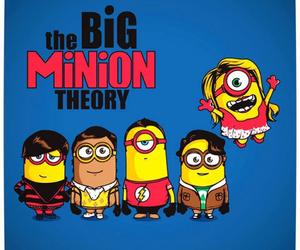 minions, the big bang theory, and big bang theory image