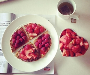 breakfast, sweet, and delicious image