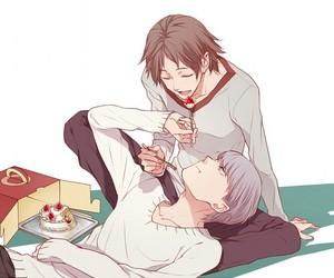 anime, yaoi, and ^^ image