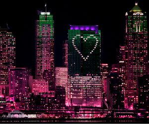 heart, I Love You, and new york image