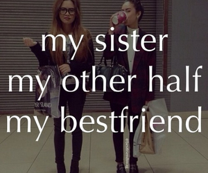 sisters, bestfriend, and friends image