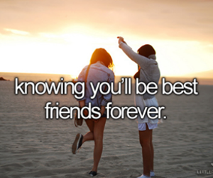 friends, best friends, and forever image