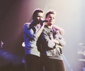 liam payne and louis tomlinson image