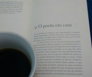 cafe, livro, and love image