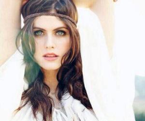 alexandra daddario, percy jackson, and blue eyes image