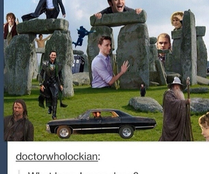 fandom, tumblr, and doctor who image