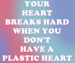 marina and the diamonds, plastic heart, and charli xcx image