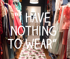 clothes and wear image