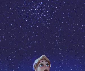 disney, rapunzel, and stars image