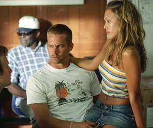 paul walker, jessica alba, and into the blue image