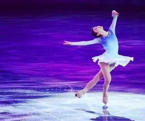 figure skating, ice skating, and south korea image