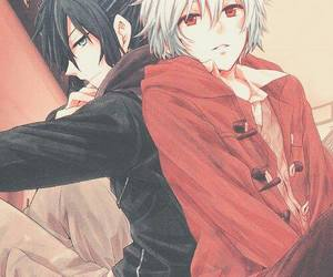 lovely, yaoi, and shion image
