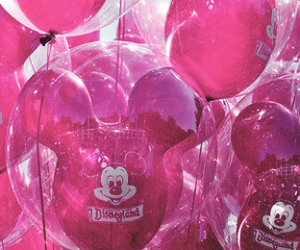 balloons, grunge, and cute image