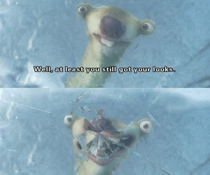 ice age, funny, and ice image