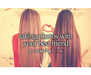 best friends, photo, and bff image
