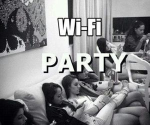 funny, hard, and party image