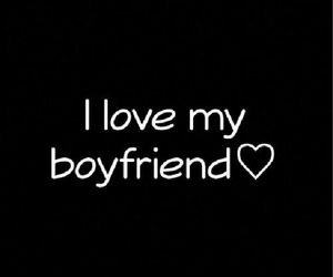 love and boyfriend image