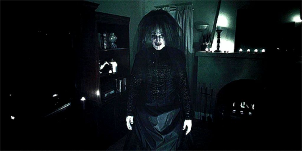 Image result for bride in black insidious
