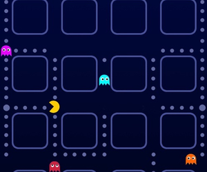 wallpaper, pacman, and iphone image