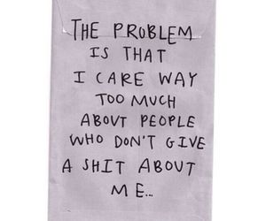 quotes, sad, and problem image