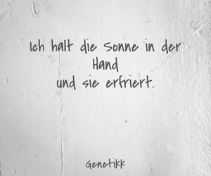 deutsch, german, and Sonne image