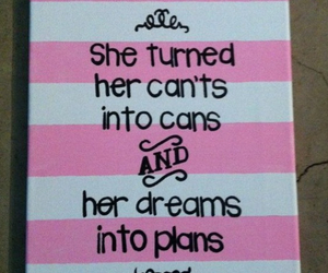 dreams, plans, and lesson image
