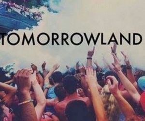 Tomorrowland, Dream, and party image