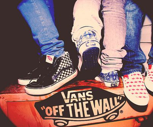 vans off the wall image
