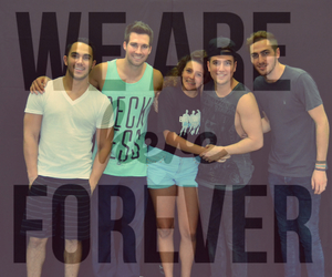 me, kendall schmidt, and big time rush image