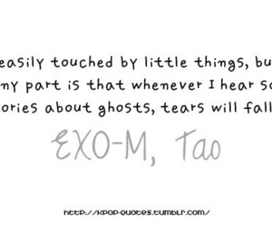 exo, quotes, and tao image