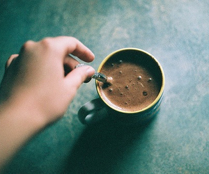 coffee, vintage, and chocolate image